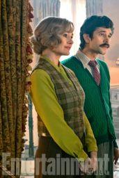 Emily Blunt - Mary Poppins Returns (2018) EW Pics