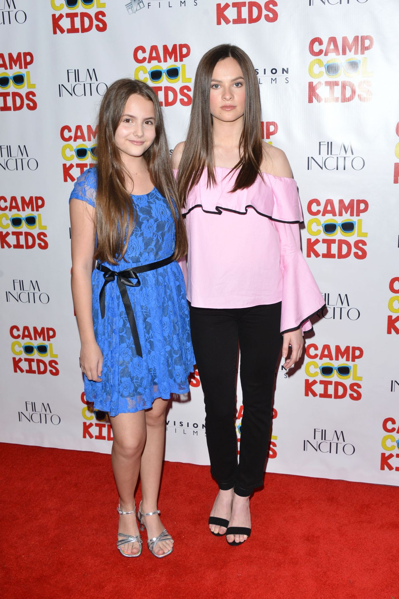 Abigail duhon camp cool kids premiere in universal city - 2019 year