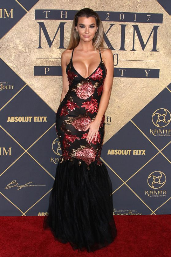 ee5a57d9454e0 Emily Sears – Maxim Hot 100 Party in Los Angeles 06/24/2017