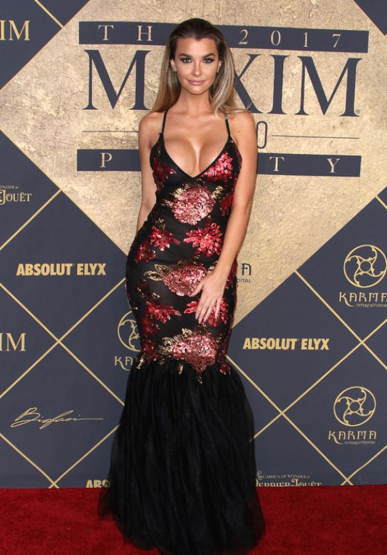 Emily Sears – Maxim Hot 100 Party in Los Angeles 06/24/2017