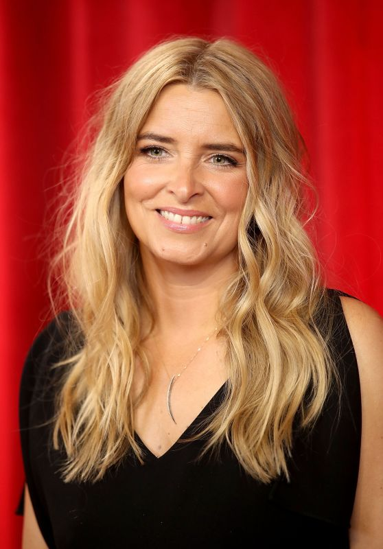 Emma Atkins – British Soap Awards in Manchester 06/03/2017