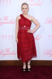 """Emma Howard - """"The Beguiled"""" Movie Premiere in Los Angeles 06/12/2017"""