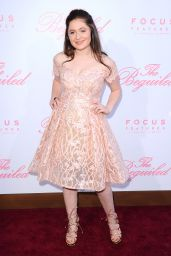 """Emma Kenney - """"The Beguiled"""" Movie Premiere in Los Angeles 06/12/2017"""