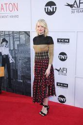 Emma Stone - AFI Life Achievement Award Gala in LA 06/08/2017