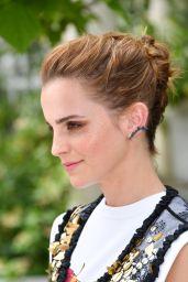 """Emma Watson - """"The Circle"""" Photocall at Le Bristol in Paris 06/22/2017"""