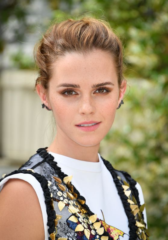 "Emma Watson - ""The Circle"" Photocall at Le Bristol in Paris 06/22/2017"