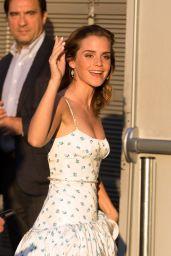 "Emma Watson - ""The Circle"" Premiere at Cinema UGC Normandie in Paris 06/21/2017"