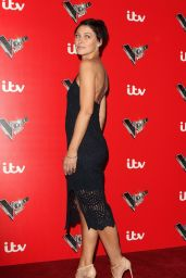"""Emma Willis - """"The Voice Kids"""" TV Show Photocall in London, UK 06/06/2017"""