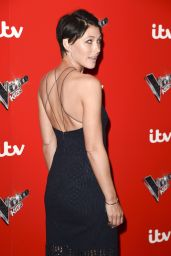 "Emma Willis - ""The Voice Kids"" TV Show Photocall in London, UK 06/06/2017"