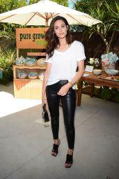 Emmy Rossum - n:Philanthropy Give Back Garden Party in LA 06/28/2017