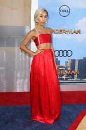 "Eva Gutowski - ""Spider-Man: Homecoming"" Premiere in Hollywood 06/28/2017"