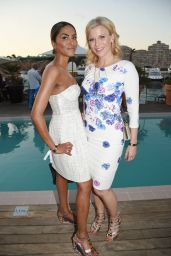Eva Habermann and  Sabrina Setlur - Pixx Lounge Mallorca 06/17/2017