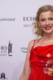 Eva Habermann – Echo Jazz Award in Hamburg 06/01/2017