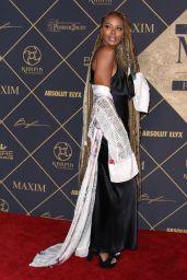 Eva Marcille – Maxim Hot 100 Party in Los Angeles 06/24/2017