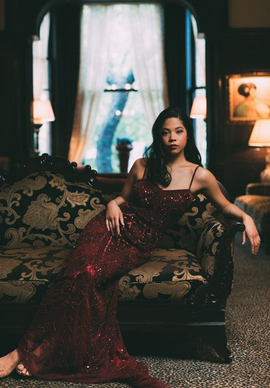 Eva Noblezada - Photoshoot for Broadway.com 2017