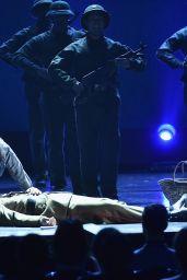Eva Noblezada – Tony Awards in New York City 06/11/2017