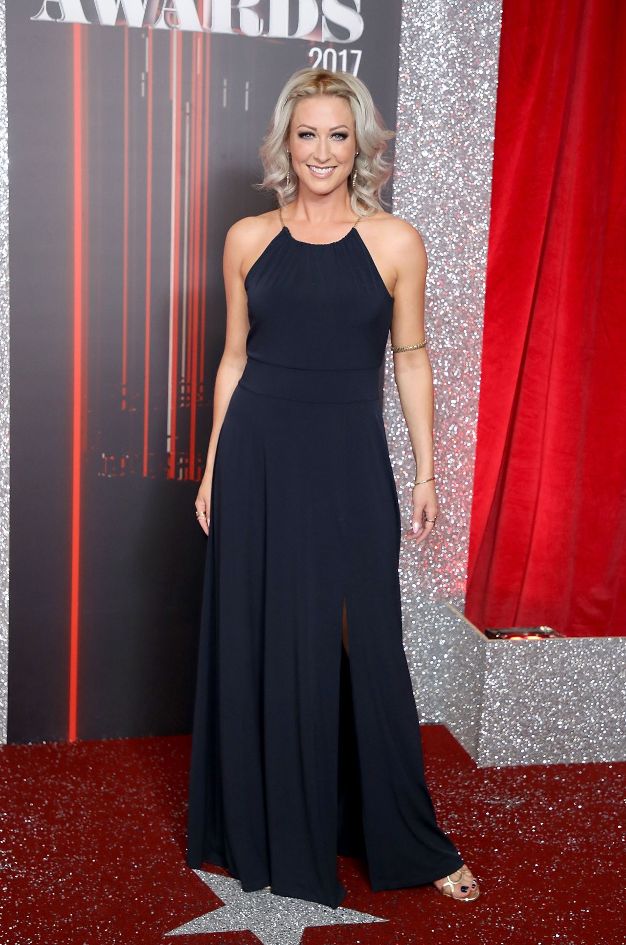 British Soap Awards In Manchester, UK 06/03/2017
