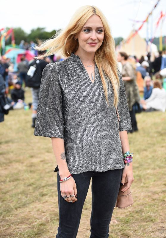 Fearne Cotton – Glastonbury Festival 2017 in Pilton, England 06/24/2017
