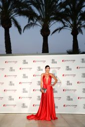 """Federica Torti – """"The Bold and the Beautiful"""" Anniversary Event at Monte Carlo TV Festival 06/18/2017"""