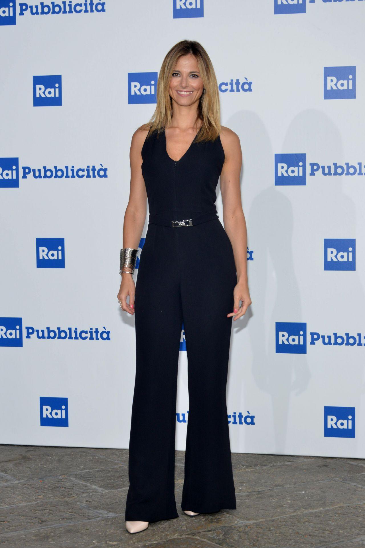 Francesca Fialdini Rai Italian National Television Network Programs In Milan 06 28 2017 Celebmafia