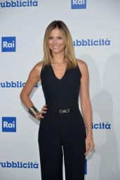 Francesca Fialdini – RAI Italian National Television Network Programs in Milan 06/28/2017