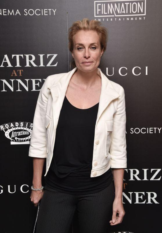 "Frederique van der Wal – ""Beatriz at Dinner"" Screening in New York 06/06/2017"