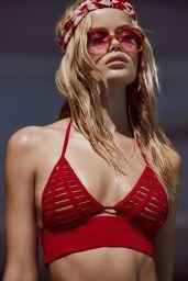 Frida Aasen Bikini Pics - Beach Bunny Campaign Summer 2017