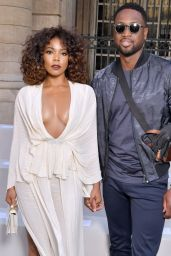 Gabrielle Union - Berluti Show Spring Summer 2018 in Paris 06/23/2017