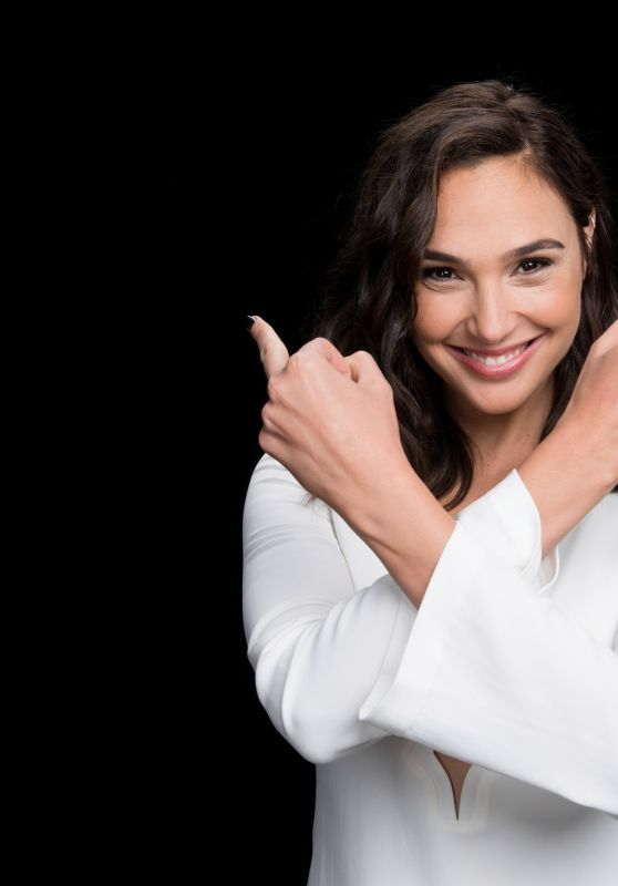 Gal Gadot - AOL Build Portraits, New York, MAy 2017