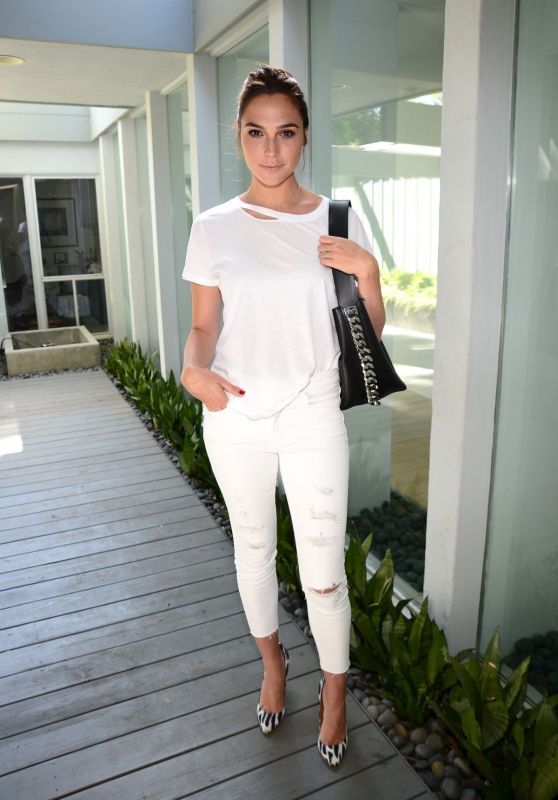 Gal Gadot - Philanthropy Give Back Garden Party in LA 06/28/2017
