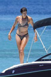 Garbine Muguruza in Bikini - Formentera, Spain 06/15/2017