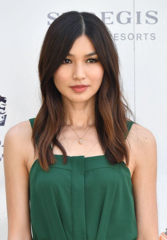 Gemma Chan - Sentebale Royal Salute Polo Cup in Singapore 06/05/2017