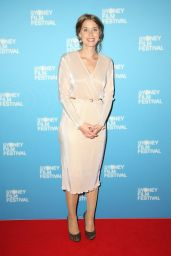 "Georgia Harrison – ""That's Not Me"" Premiere at Sydney Film Festival 06/10/2017"