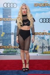 "Gigi Gorgeous – ""Spider-Man: Homecoming"" Premiere in Hollywood 06/28/2017"