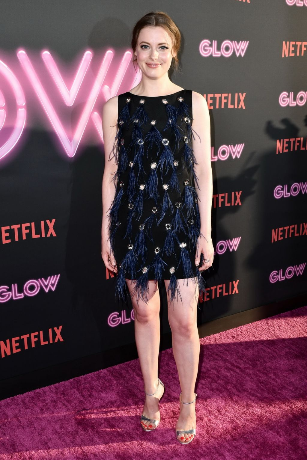Gillian Jacobs Glow Tv Show Premiere In Los Angeles 06