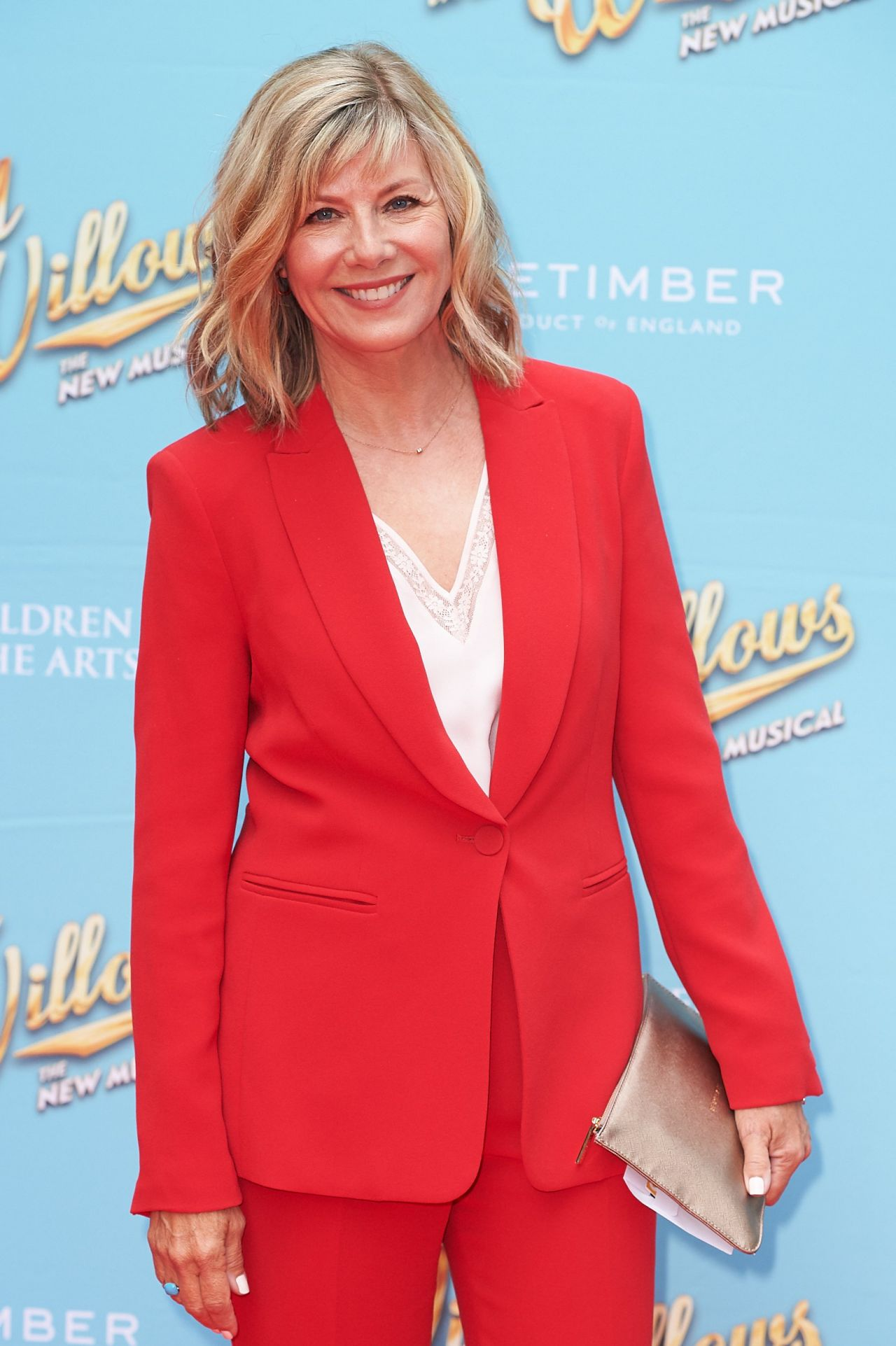 Glynis Barber The Wind In The Willows Musical Opening
