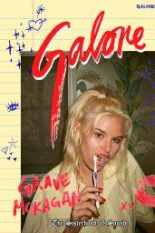 Grace McKagan - Galore Magazine June 2017 Photos