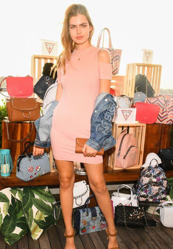Gwen Van Meir – Guess Handbag Summer Kick-off Soiree in Hotel Hugo, NY 06/15/2017