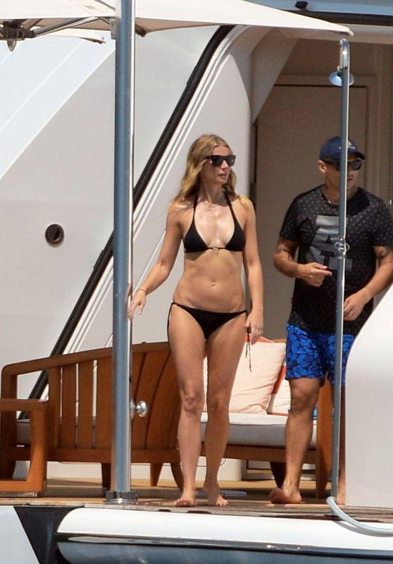 Gwyneth Paltrow in a Tiny Bikini - St Tropez, France 06/19/2017