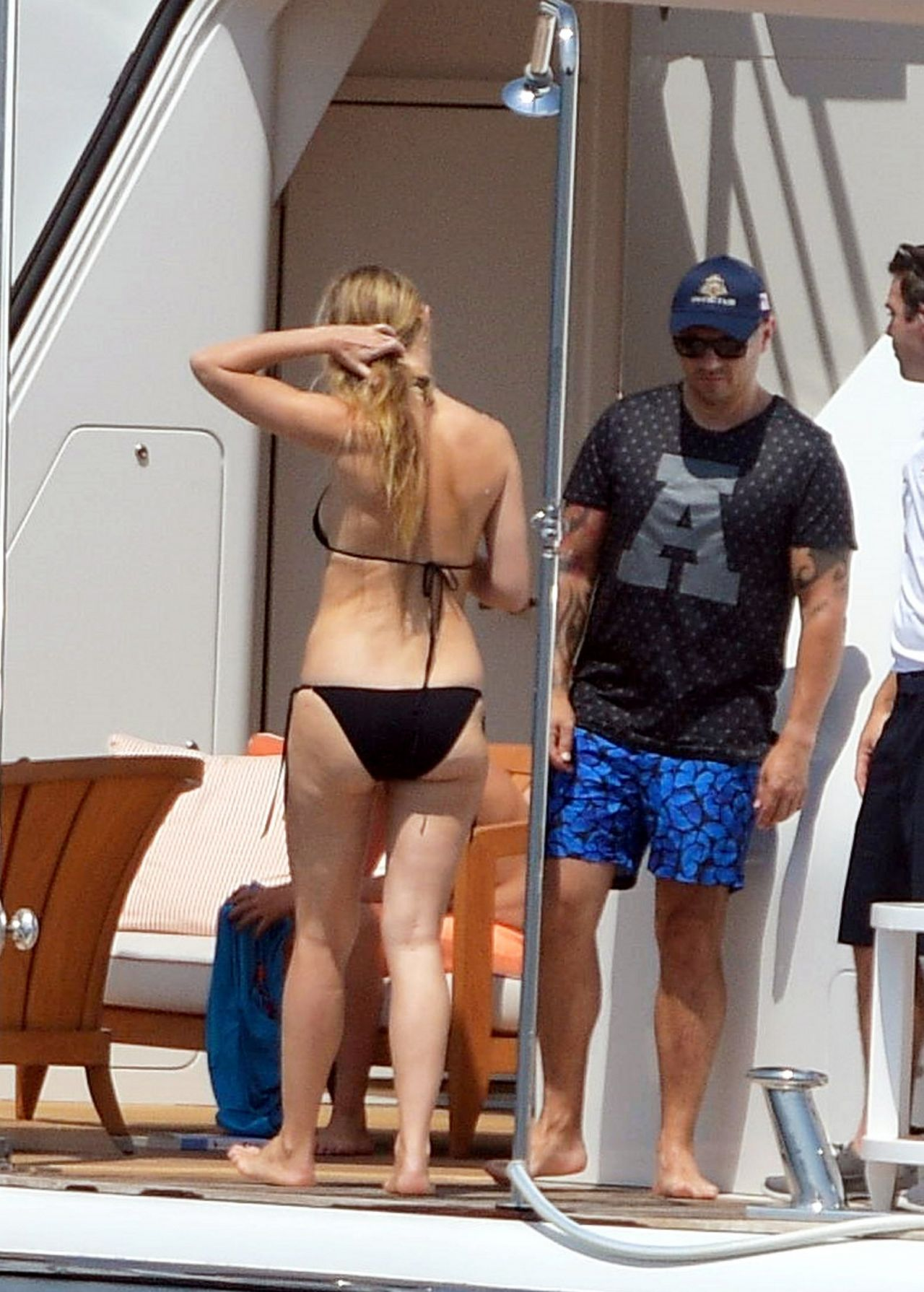 Gwyneth Paltrow In A Tiny Bikini St Tropez France 06 19