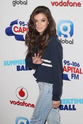 Hailee Steinfeld - Attends Capital Radio Summertime Ball in London 06/10/2017