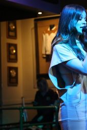 Hailee Steinfeld Performs Live - River On The Rooftop at Hard Rock Cafe, Nashville 06/22/2017
