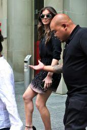 "Hailee Steinfeld - Promoting ""Most Girls"" in Toronto 06/25/2017"