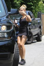 Hailey Baldwin - Out in West Hollywood 06/22/2017