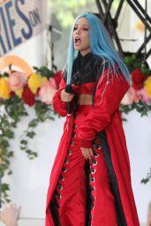 Halsey - Performs on NBC