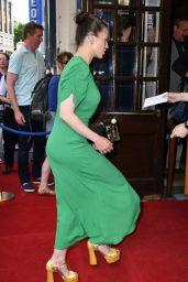 "Hayley Atwell – ""Hamlet"" Play in London, UK 06/15/2017"