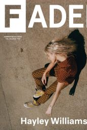 Hayley Williams - Fader Magazine July 2017 Photoshoot