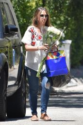 Haylie Duff - Out in Beverly Hills 06/17/2017