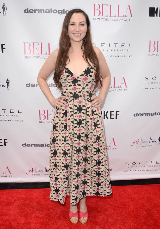 Heather McComb – Bella LA Magazine Summer Issue Party in Los Angeles 06/23/2017