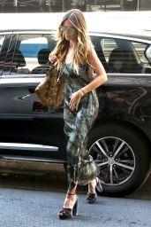 Heidi Klum is Looking All Stylish in New York 06/27/2017